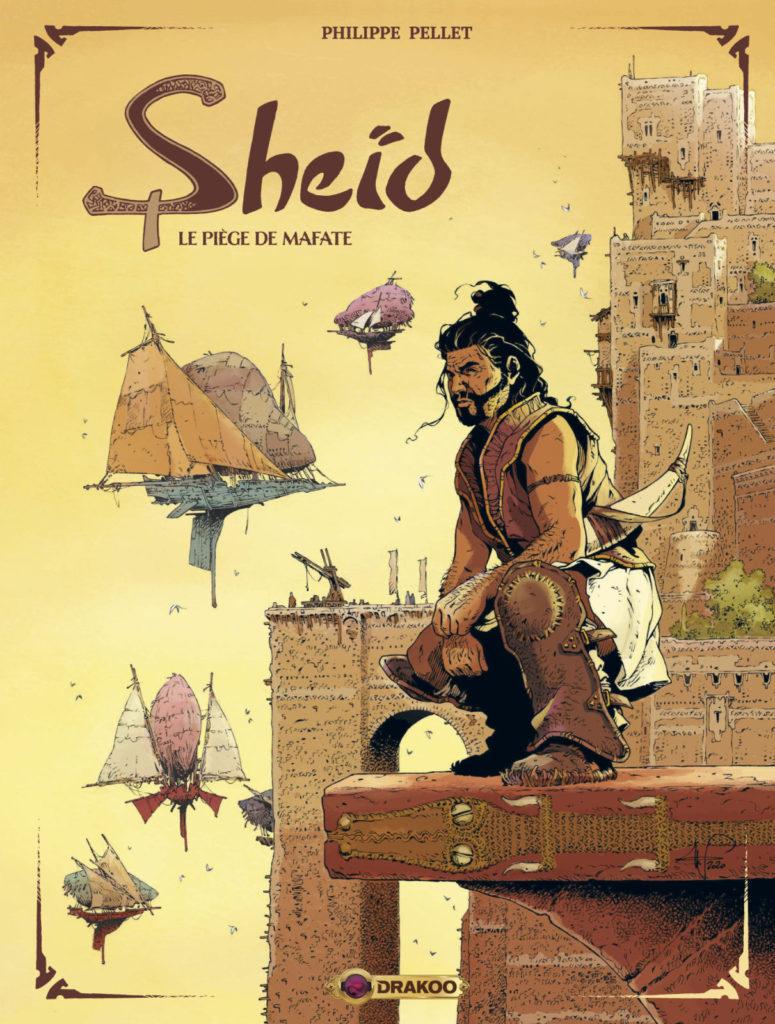 Couverture de l'aCouverture de l'album Le piège de Mafate, tome 1 de la série Sheïdlbum 'Le piège de Mafate', tome 1 de la série Sheïd
